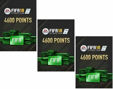 Pack 4600 x3 FIFA 18 Ultimate Team Points | PC Download - Origin Code