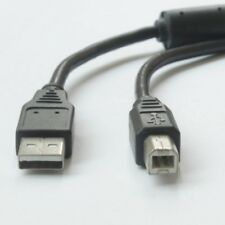 Brand New Black 2m USB Printer Cable USB A to B Cable Free Shipping High Speed