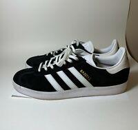 Adidas Gazelle Sneakers Black/White Classic US 10