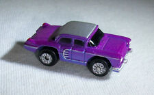 MICRO MACHINES SUN COLOR CHANGERS 2 TONE CADILLAC BROUGHAM MARK IV  GALOOB 1989