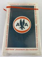 VINTAGE AMERICAN AIRLINES ASTROJETS COMPANY PLAYING CARDS FULL DECK