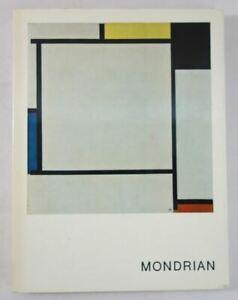 MONDRIAN exposition 1969 Orangerie des Tuileries Peinture Catalogue illustré