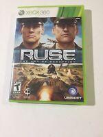 R.U.S.E. (Microsoft Xbox 360, 2010)