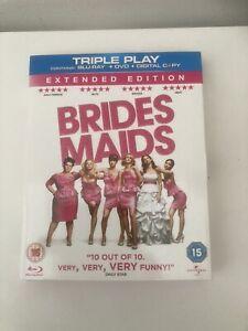 Bridesmaids Triple Play Blu Ray DVD Digital