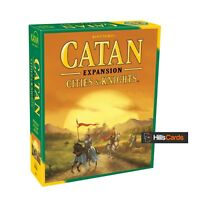 Cities and Knights Expansion for Catan Board Game - 2015 Refresh &, Settlers Of