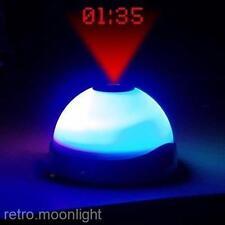 Schön Sternenhimmel Zeigen LED Licht Uhr Zeiger Lampe Projektionslicht Dekor
