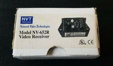 Network Video Technologies Nvt Nv-652R Active Video Receiver Sealed In Plastic