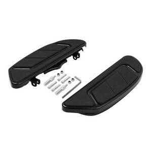 Airflow Driver Floorboard Footboard Fit For Harley Ultra Limited FLHTK 2014-2020