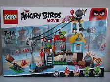 LEGO ANGRY BIRDS 75824 ( PIG CITY TEARDOWN) - NUEVO Y EMB. orig.