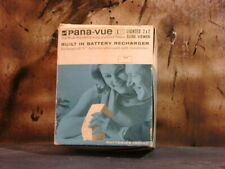 GAF Pana-Vue 1R Lighted 2x2 Slide Viewer No. 2573 w/Box and Manual