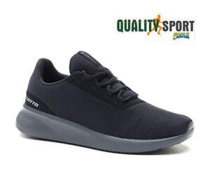 Lotto Terabreeze II Nero Scarpe Shoes Uomo Running Palestra Fitness 215647 1CL