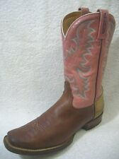 Tony Lama 1079-L Western Renegade Cowgirl Boots, Women Size: 9.5 M