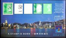 """(Ref-12922) Hong Kong 1994 Bangkok """"94"""" Int.Stamp Exhibition  SG.MS771  Mint MNH"""