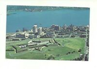 HOLIDAY INN, HALIFAX CENTRE, NOVA SCOTIA, CANADA CHROME POSTCARD
