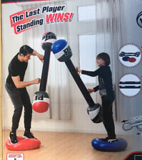 MD Sports Inflatable Indoor / Outdoor Gladiator Jousting Game Family Fun 6+