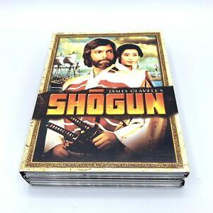 Shogun (Complete Mini-Series) (DVD, 2003, 5-Disc Set)