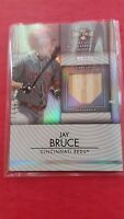 JAY BRUCE 2012 TOPPS TRIPLE THREADS PHILLIES/REDS (GAME USED BAT RELIC)SP #/36