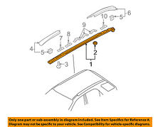 KIA OEM 05-10 Sportage ROOF-Side Rail Assembly Right 872801F001