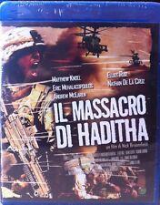 Blu-ray Disc **IL MASSACRO DI HADITHA** Nuovo Sigillato 2009