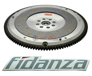 FIDANZA LIGHTWEIGHT ALUMINUM FLYWHEEL FOR ACURA CL HONDA ACCORD PRELUDE 2.3L I4