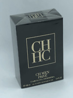 100ml Carolina Herrera CH Men Prive Eau de Toilette for Men Perfume Hombre 3.3oz