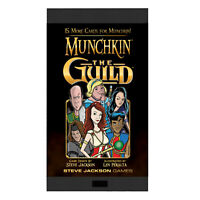 Munchkin The Guild - Munchkin Booster - Expansion - New