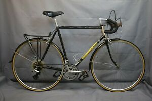 Raleigh 1982 Super Course Vintage Touring Road Bike 60cm X-Large Steel Charity!!