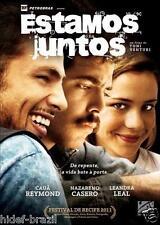 DVD Estamos Juntos [ Subtitles in English + Spanish + Portuguese ]