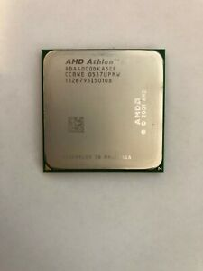 AMD Athlon 64 4000+ 2.4GHz Processor ADA4000DKA5CF Socket 939