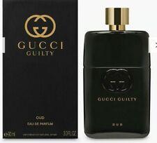 GUCCI GUILTY OUD 90ML SPRAY eau de parfum MENS brand new sealed box AUTHENTIC