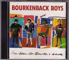 Bourkenback Boys - I've Been To Bourke And Back - CD (RRR002-D Ridgerunner 1991)