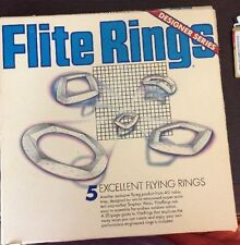 Flite Rings FliteRings Origami Frisbees Architecture Stephen Weiss AG Industries