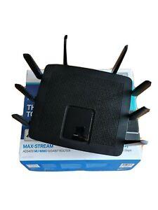 Linksys Max-Stream EA9500 AC5400 MU-MIMO Gigabit Router