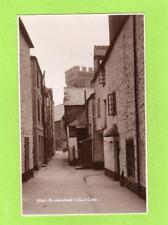 An old street in East Looe unused RP pc Sweetman Ref C812