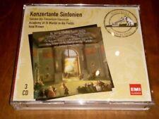 Konzertante Sinfonien Iona Brown Consortium Classicum (3xCD)