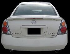 PAINTED Factory Style Spoiler - Fits the 2002 2003 2004 2005 2006 Nissan Altima