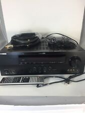 Yamaha RX-V665 630 Watt 7-Channel Home Theater AV Audio Receiver HDMI 1080p E2