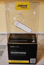 Jabra CLEAR Bluetooth Headset Brand New In Sealed Package