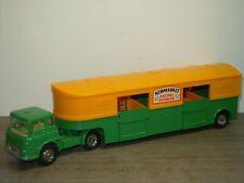 Bedford Articulated Horse Newmarket - Corgi Toys 1104 England *38022