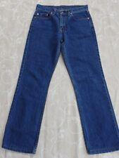 Lev's 553 Blue Denim Jeans Men's Size 29
