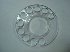 Automatic  Electric telephone Clear dial fingerwheel  NOS  AE80