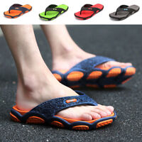 EVA Light Mens Fashion Flip Flops Slippers Shoes Thong Sandals Casual Shoes UK
