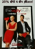"""The Ugly Truth"" Gerard Butler-WS(DVD,2009)~Media Special~25% Off 4 Or More!"