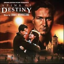 ENNIO MORRICONE - A TIME OF DESTINY NEW CD