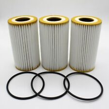 Set of 3 Oil Filter for Porsche 911 Boxster OEM #99610722553