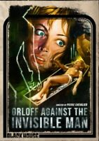 Nuevo Orloff Against The Invisible Man DVD