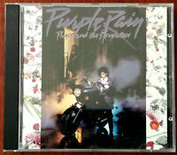 Prince And The Revolution ‎Purple Rain CD – 7599-25110-2 – Ex