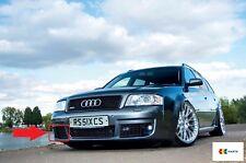 Audi RS6 C5 02-05 Genuine pare-chocs avant inférieur droit O/S Grill Noir 4B3807682D3FZ