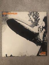 "Led Zeppelin - I 1 One - Vinyl LP 12"" Very Good Condition"