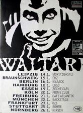 WALTARI - 1999 - Tourplakat - Concert - Radium Round - Tourposter